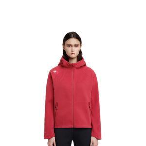 Motion Knit women's knitted sports jacket