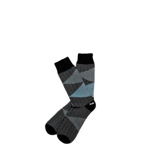 Bermuda Triangle socks